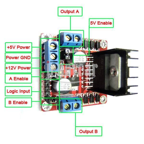 Controlar motor paso a paso nema 17 con Arduino