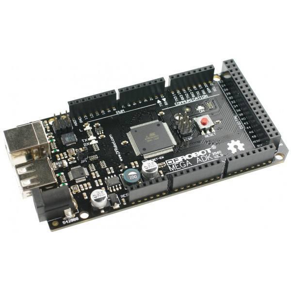 DFROBOT Arduino Mega ADK 控制器